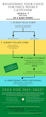 3 Steps to Registering- Infographic 2021