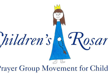 New Rosary Groups in the Parish!