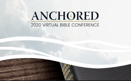 Did you miss it? Watch the videos from the free Anchored Bible Conference on FORMED