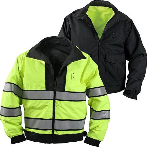 High Visibility Uniform Jacket