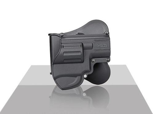 S&W J-FRAME Revolver OWB