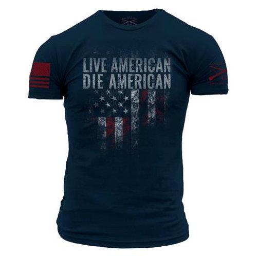 Live American, Die American