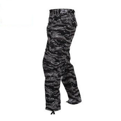 Urban Tiger Stripe Fatigues