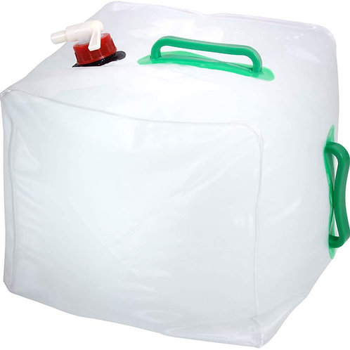 5 Gallon Collapsable Water Storage