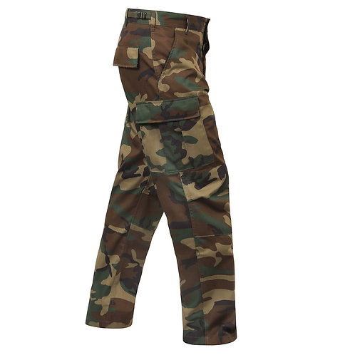 Woodland Camo Fatigues
