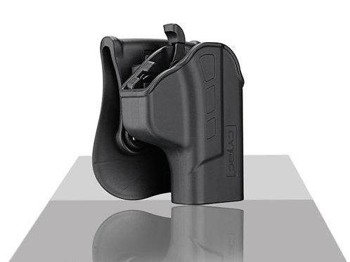 M&P SHIELD 9mm - 40cal OWB
