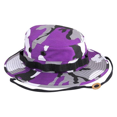 Ultra Violet Jungle Hat