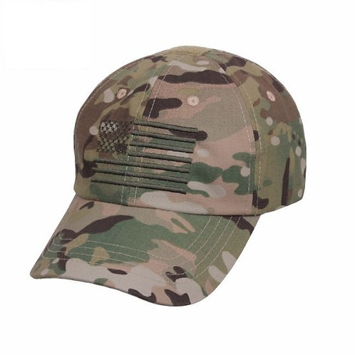 Tactical Operator Cap (multicam green)