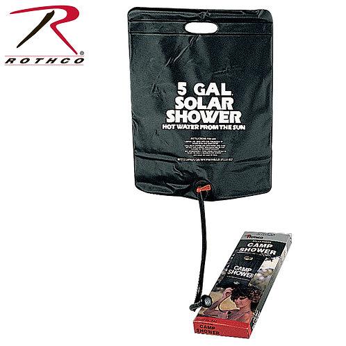 Solar Camp Shower