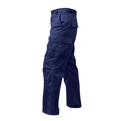 Navy Blue Fatigues