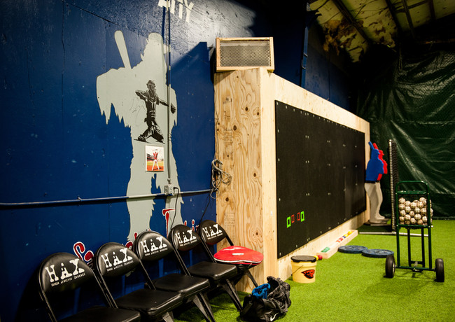 Plyo wall for arm care and strength training