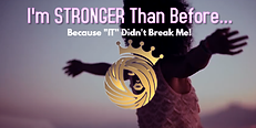 Stronger Than Before Cover