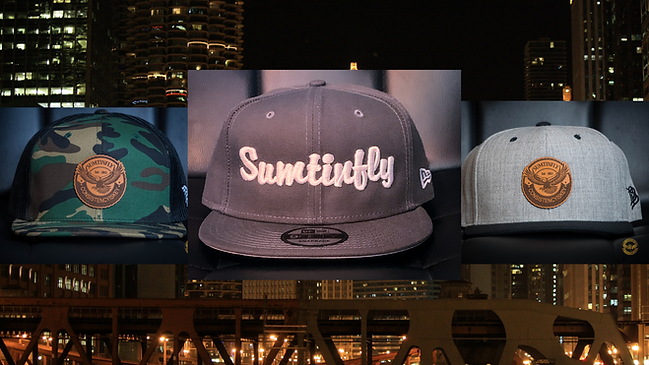 Sumtinfly Apparel hats cover.png