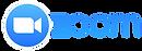 Zoom logo for meetings