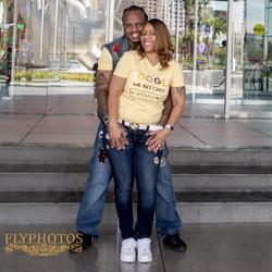 Terrell and Theresa Morgan Sumtinfly