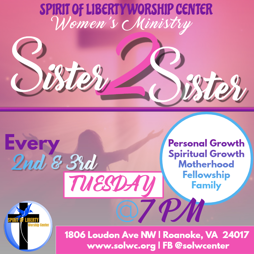 SOLWC-Womens Fellowship Bible Study 2019