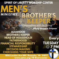 SOLWC Brother's Keeper