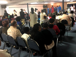 SOLWC Church service
