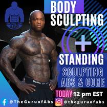 Guru-Body Sculpting Standing Sculpting A