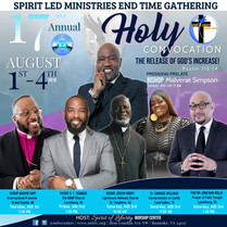 SOLWC_Holy Convocation Anniversary Confe