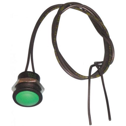 IAR3F1300 Apem SPST Momentary Push Button Switch
