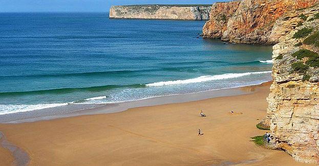 Portekiz anahtar Golden altın visa tanıtım plaj beach