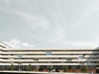 Alışveriş ve Rezidans Merkezi, 2 bina - 38.000.000€