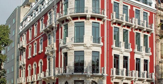 Portekiz anahtar Golden altın visa ev işyeri