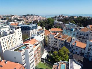 Lizbon Merkezde gerçek sükünet