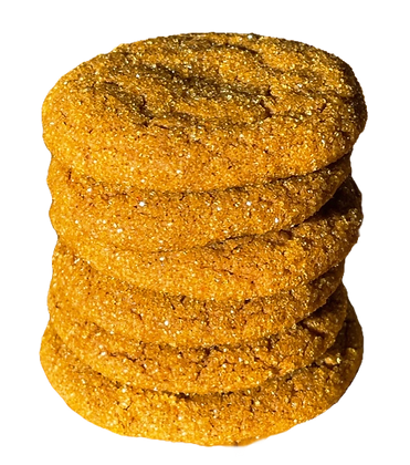 Chewy Ginger Snap Cookies (each)