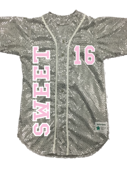 SWEET #16 Baseball Jersey