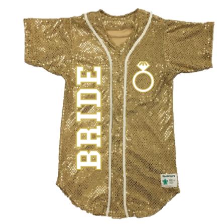 BRIDE Baseball Jersey (19 Colors)