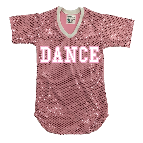 DANCE Sequin Jersey Shirt (19 Colors)