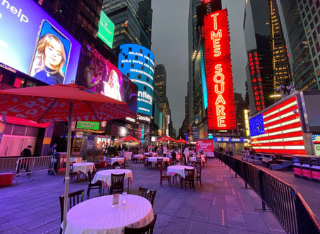 Taste Of Times Square Oct. 23 - 30th
