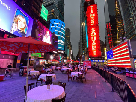 Taste Of Times Square Oct. 23rd - 30th