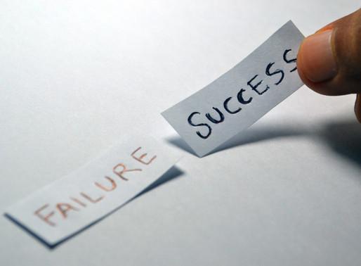 Essay Success and Failure