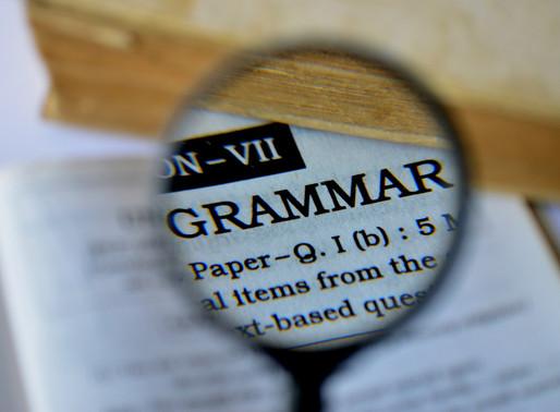 How To Check A Sentence For Correct Grammar