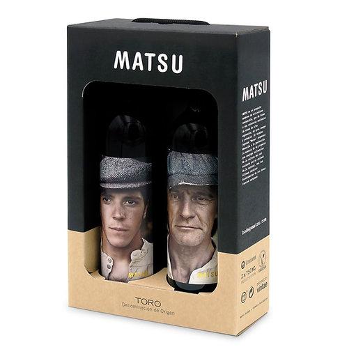 Matsu geschenkdoos (El Picaro + El Recio)