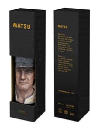 Matsu El Recio + giftbox