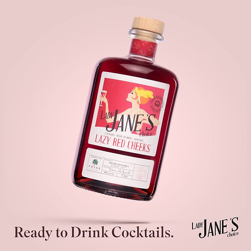LADY JANE LAZY RED CHEEKS 70 CL
