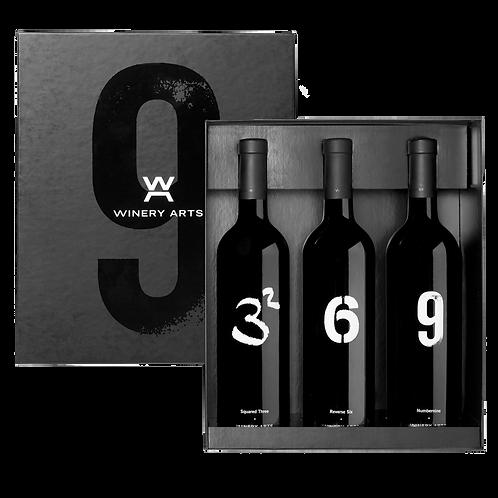 Winery Arts GIFTBOX N°3 / N°6 / N°9