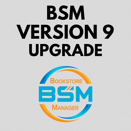 BSM Version 9 Upgrade