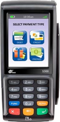 EMV Reader (BSM Processing)