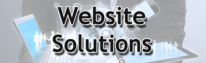 Website Solutions banne