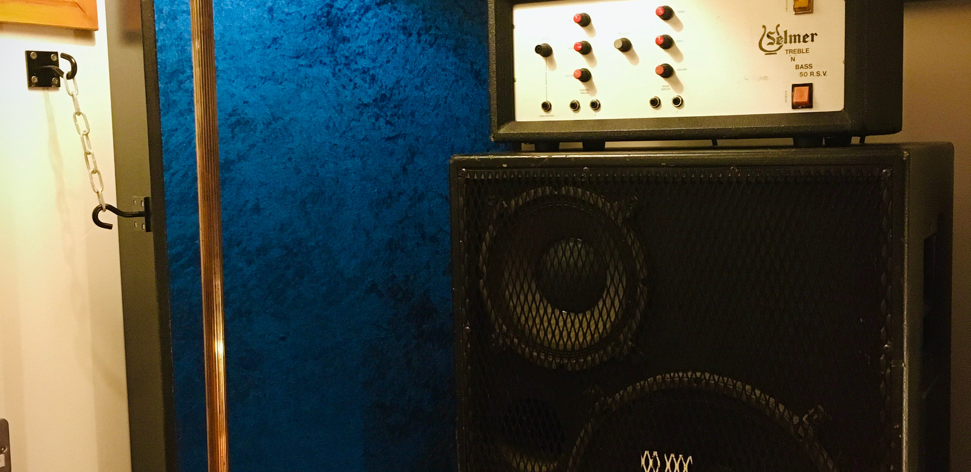 Selmer Treble n Bass 50RSV