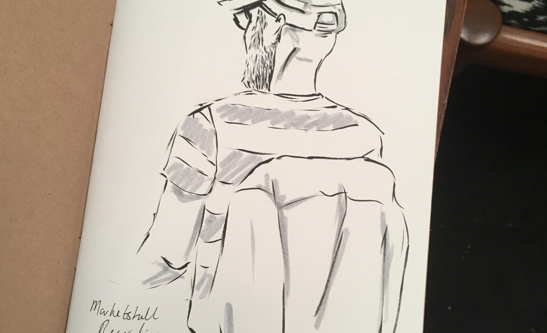 Mark Sketch by Concrete Bones
