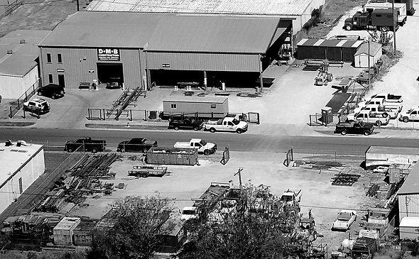 D.M.B. Construction, Industrial civil contractors, fab shop, heavy equipment , welding