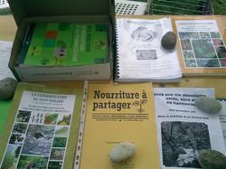 quelques livres sur la permaculture
