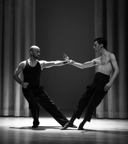Ilya Vidrin and Orlando Reyes Photo Credit: Lo Kuehmeier