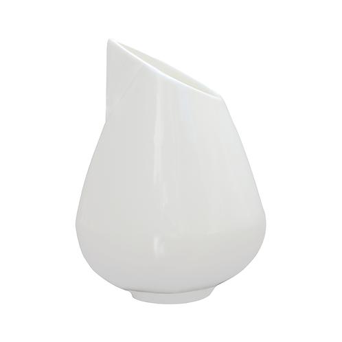Milchkännchen, Bonechina Porzellan, weißes Porzellan, buntes Porzellan, Porzellanwerkstatt Wien,modernes Geschirr, manodesign